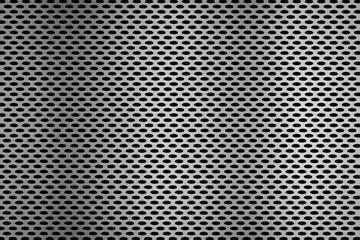 metal screen background