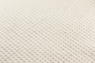 waffle fabric background