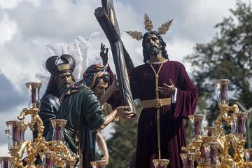 hermandades de penitencia, hermandad de la paz, semana santa en Sevilla