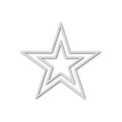 Double stars icon