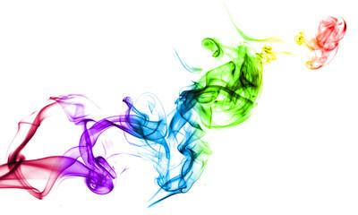 Obraz Colour Smoke - fototapety do salonu