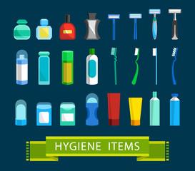 men's hygiene items
