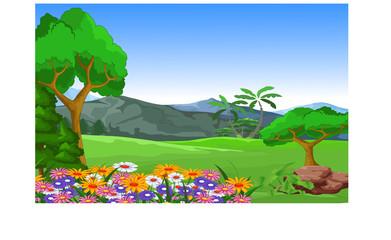 beauty landscape for you design
