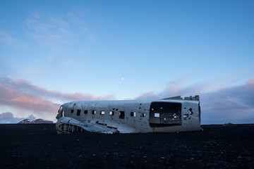plane crash in iceland
