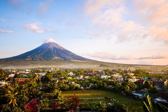Mt. Mayon, Albay, Philippines