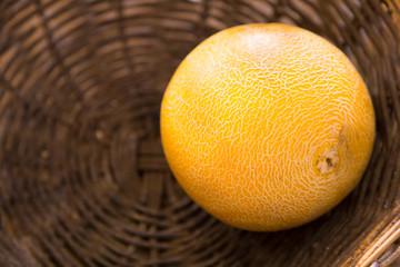 Melon / Melon in a basket