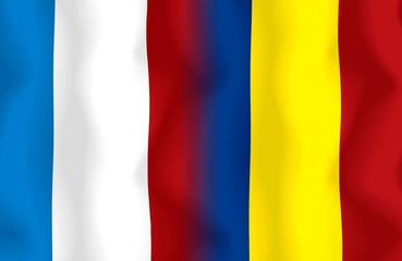 Soccer Euro 2016 ( Football )  France and Romania