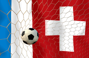 Soccer Euro 2016 ( Football )  FRANCE and Switzerland
