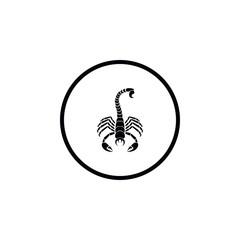 Icon scorpion.