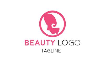 beauty logo icon Vector