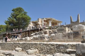 Ruins of Knossos