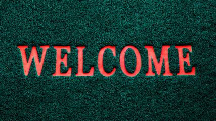 A new welcome doormat