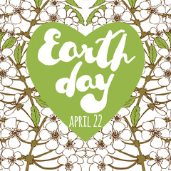 International Mother Earth Day celebration on April 22.