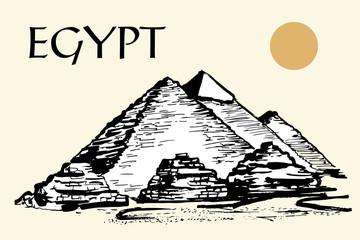 Egyptian pyramids, Great Pyramid of Giza