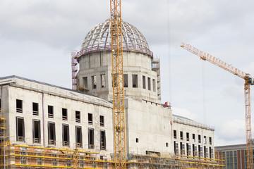 reconstruction of the Berlin City Palace (Berliner Stadtschloss)