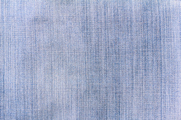 Blue denim jeans texture. blue jean fabric texture.
