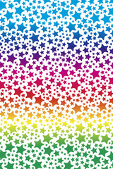 Background material wallpaper, star, star pattern, Stardust, nebula, starry, night sky, Milky Way, Galaxy, sparkly, shiny, pattern, Twinkle Star,Rainbow colors, rainbow, colorful,