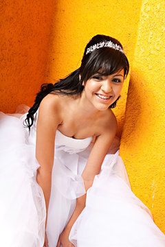 Quinceanera Birthday Girl
