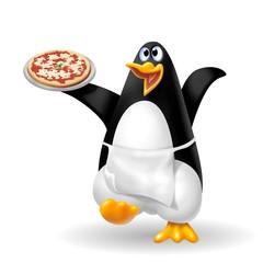 pinguino cuoco