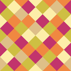 Colorful seamless pixel patterns. Print. Cloth design, wallpaper.