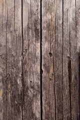 Wall Mural - old wooden texture