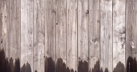 Wall Mural - old wooden wall