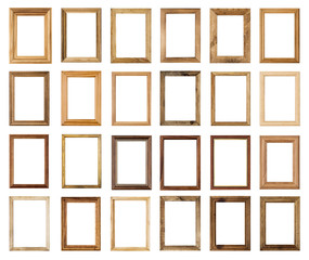 vintage frames set