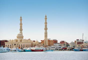 Moschee (Aldahaar, Ägypten, Hurghada)