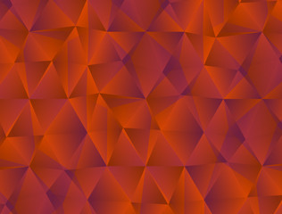 Background with Triangles