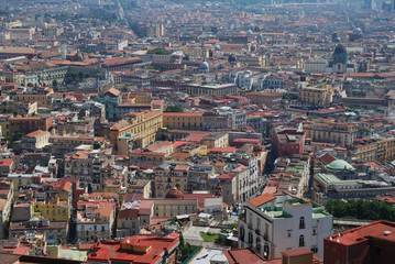 Napoli - Italia, la città di molti colori