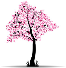 stylized tree for you design