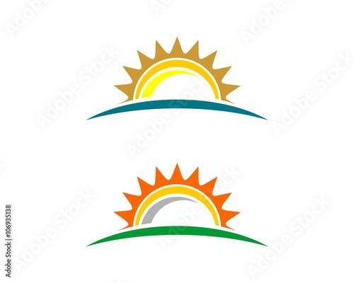 sunshine template