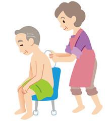 高齢者 介護 入浴介助