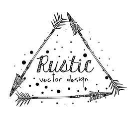 rustic style design