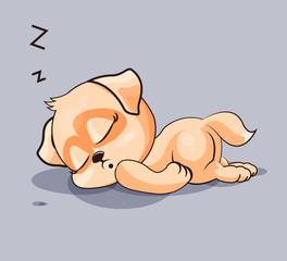 Dog a sleep
