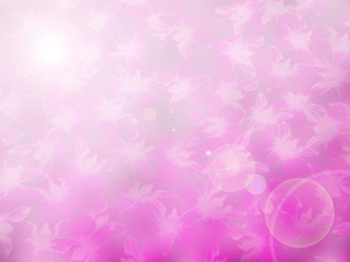 Abstract blur violet orchid background