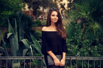 Stylish girl