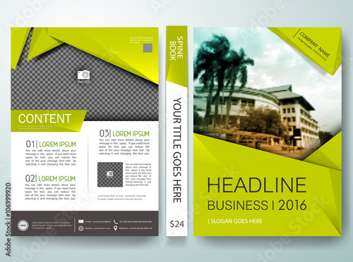 Vector Brochuremagazineflyerscoverannual Reportdesign Templates - Annual report design templates 2016
