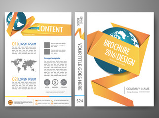 Vector magazine,modern flyers brochure,cover,report,design templates,layout,blue world,abstract polygons background in a4 size,To adapt for business poster,portfolio,website,presentation,illustration