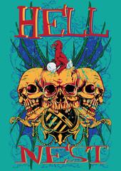 Hell nest