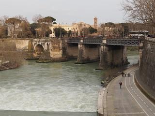 ponte palatino, bridge palatin