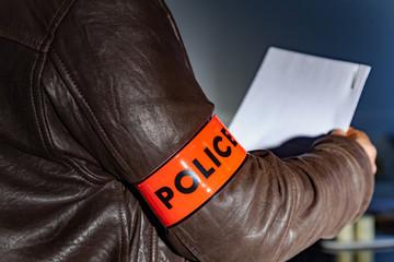 Police armband