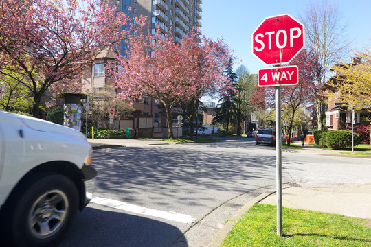 the image of stop sign