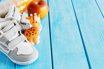 Children's outdoor sports shoes