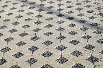 self-locking floors