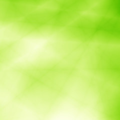 green nature graphic abstract design