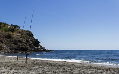 Playa tranquila