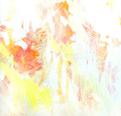 abstract painting for interior, illustration, background