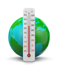 World Temperature