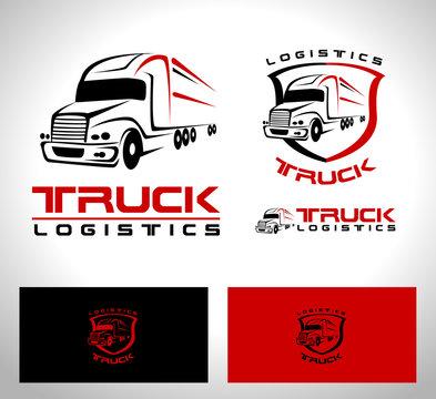 Truck Trailer Logo